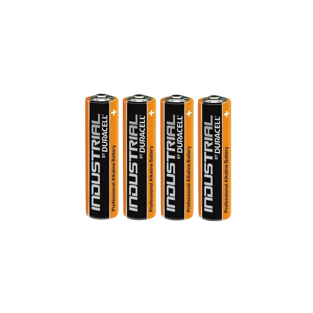 4x AAA Batteries ministivo 1.5 V industrial LR03