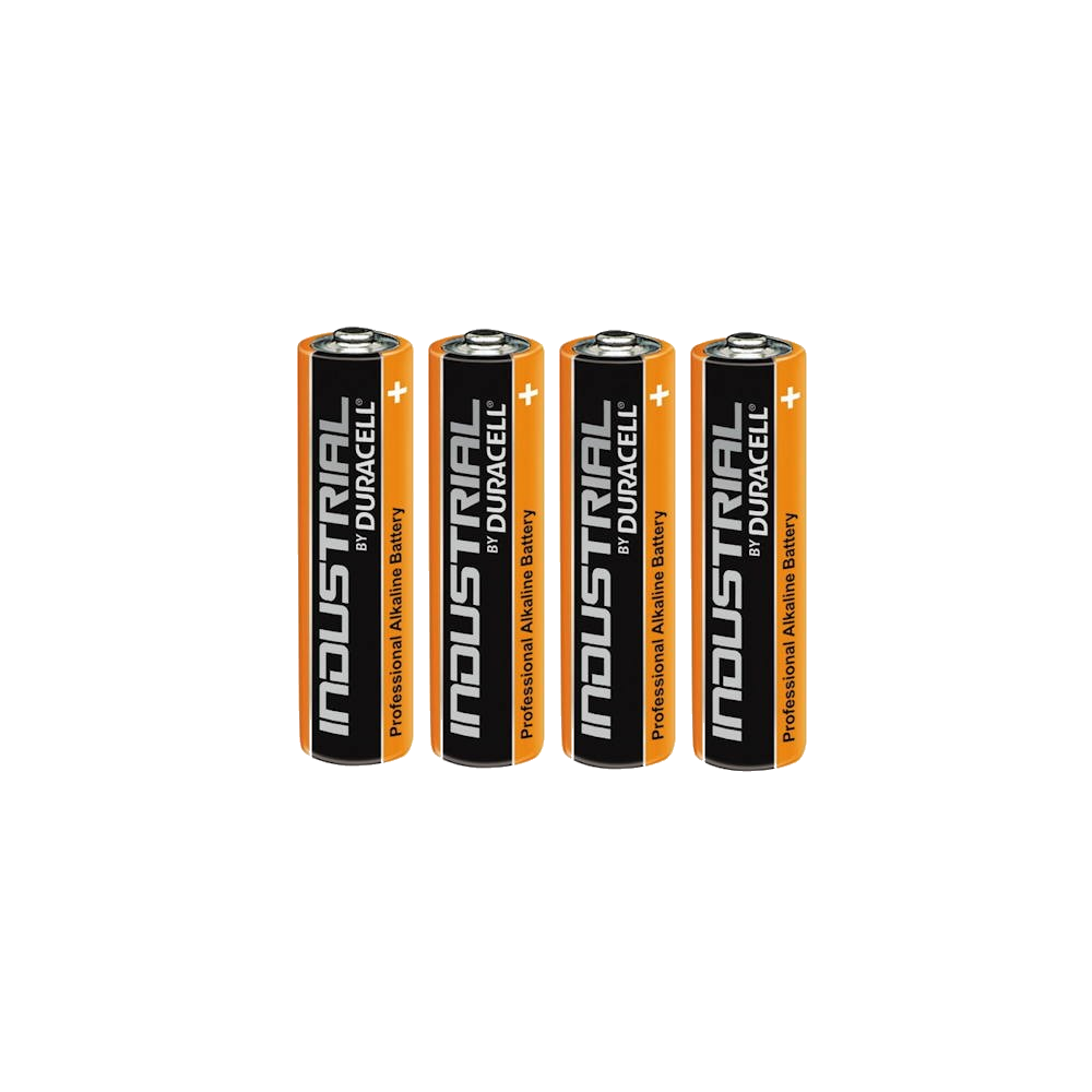 4x Batterie AAA ministivo 1,5V industriale LR03