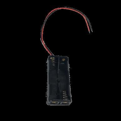 Battery holder 2xAAA