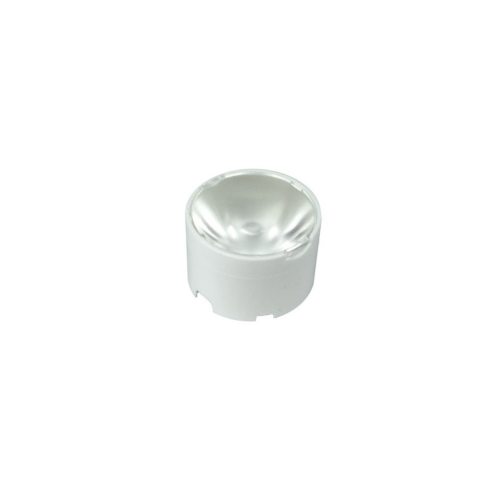 Optical lens 10° led high power CREE plastic