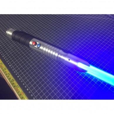CRONO 2 Pulsanti 3 Colori -Personalizzabile- Spada Laser Da Combattimento