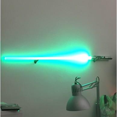 Supporto orizzontale Singolo per Spada Laser Da Muro