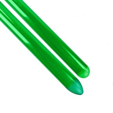 Lama Diurna Verde da combattimento in policarbonato colorato.