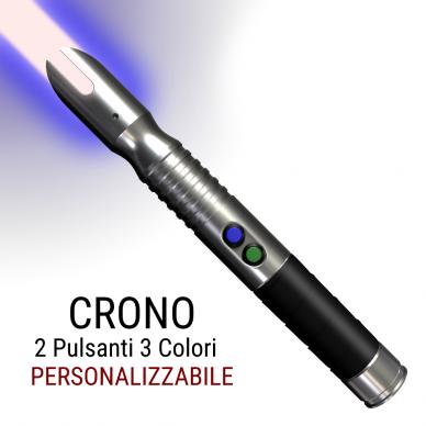 CRONO: 2 Buttons, 3 Colors...