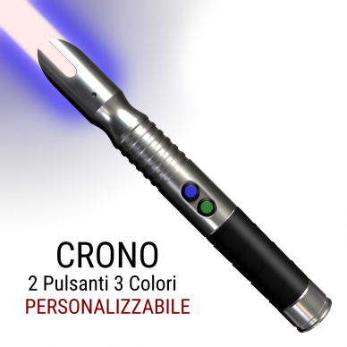 CRONO: 2 Buttons, 3 Colors...