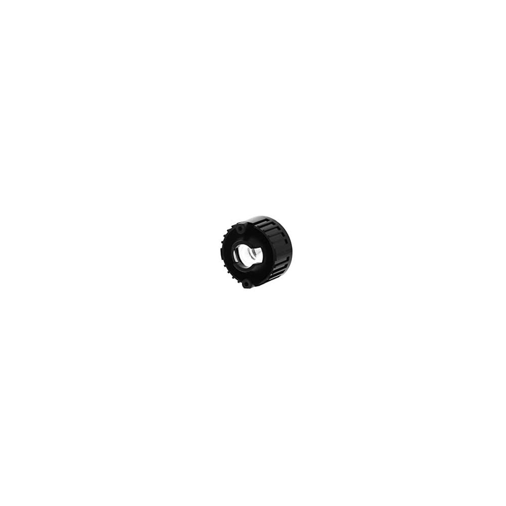 Lente per ledRGB ad alta potenza con angolo focale di 5° gradi
