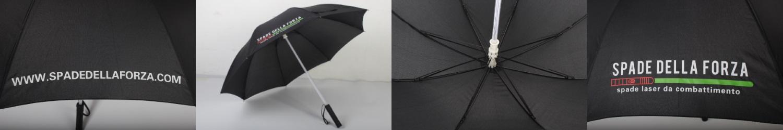 Spada laser ombrello dettagli ombrello luminoso 7 colori