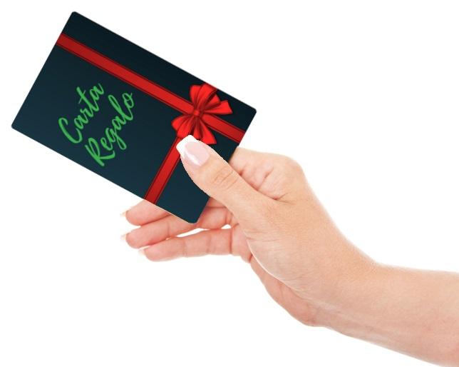 Cofanetto regalo con codice sconto per l'acquisto di una spada laser da combattimento