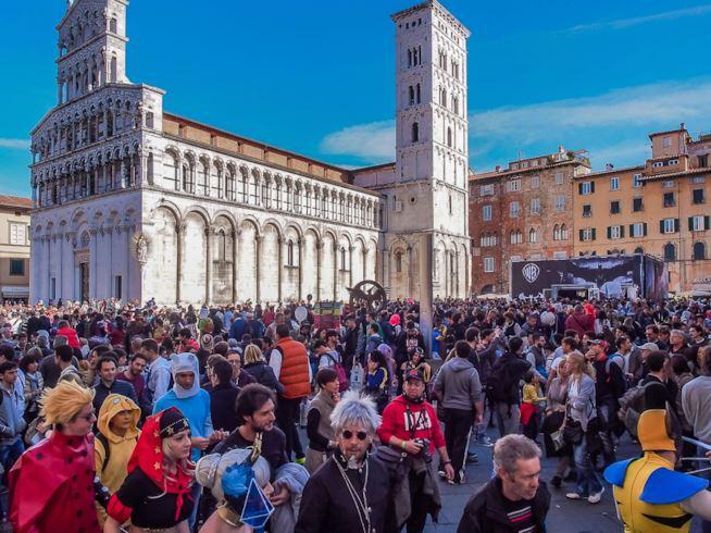 Lucca comics and games la fiera comics e cosplay più grande al mondo