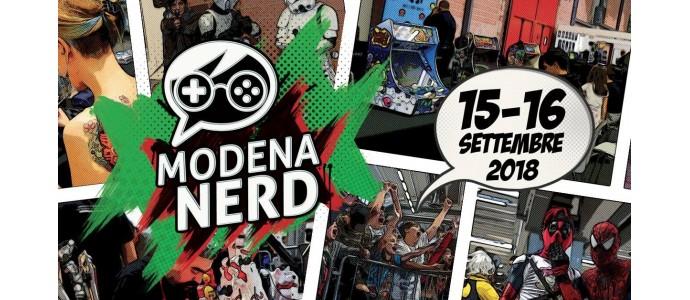Modena Nerd 2018, Spade della Forza sarà presente!
