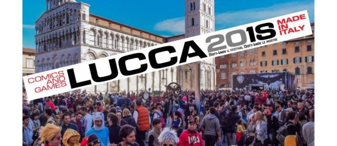 Lucca Comics 2018 Spade della forza ci sarà con molte novità